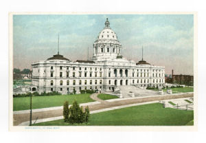 Minnesota Capitol, St. Paul