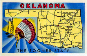 Oklahoma, the Sooner State