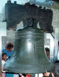 Liberty Bell, Independence Hall, Philadelphia