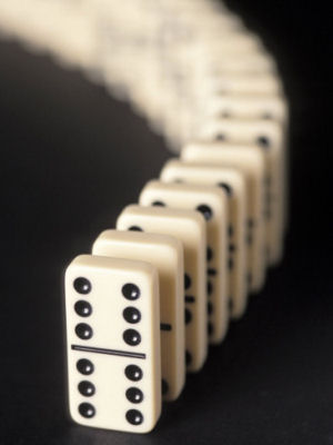 Texas State Domino Game, 42, from NETSTATE.